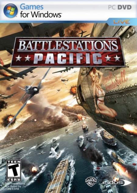 Battlesations pacific